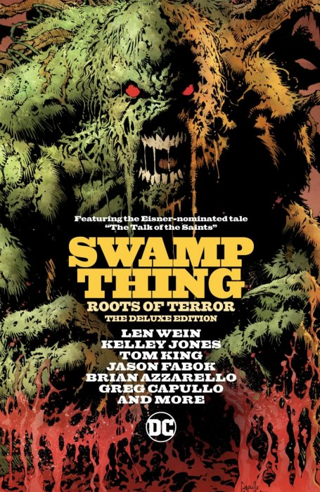 Swamp Thing - Roots of Terror - The Deluxe Edition #1 - HC