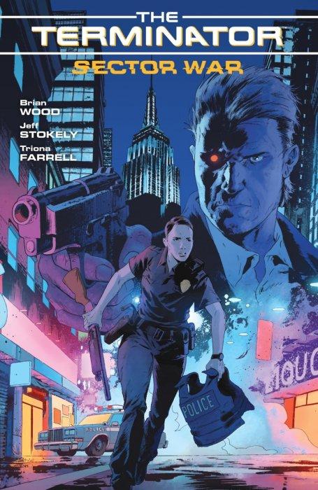 Terminator - Sector War #1 - TPB