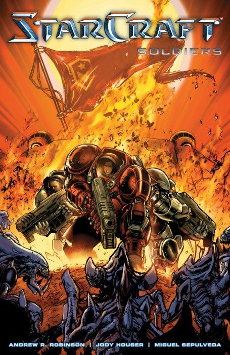 StarCraft - Soldiers Vol.2