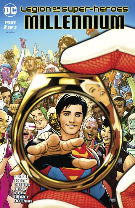 Legion of Superheroes - Millenium #2