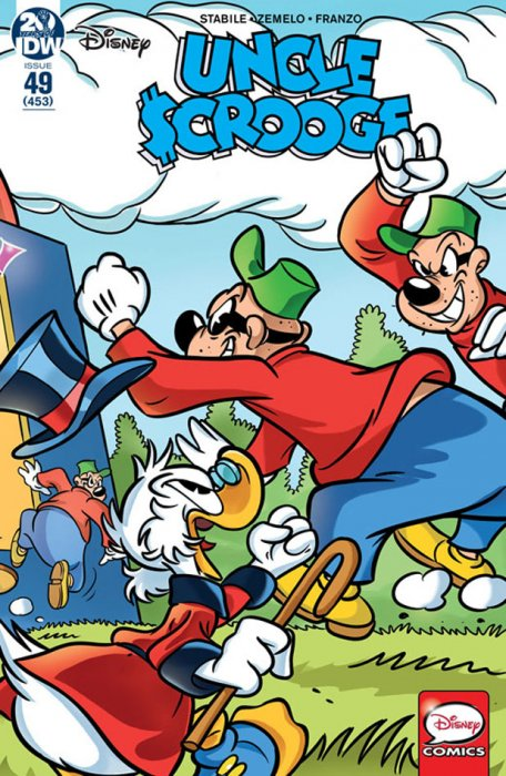 Uncle Scrooge #49