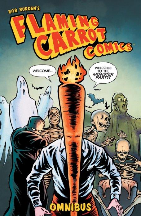 Flaming Carrot Omnibus Vol.1