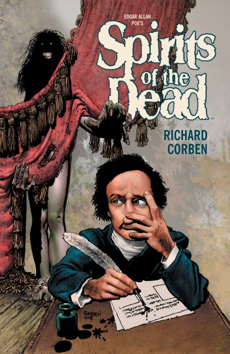 Edgar Allan Poe's Spirits of the Dead #1 - HC