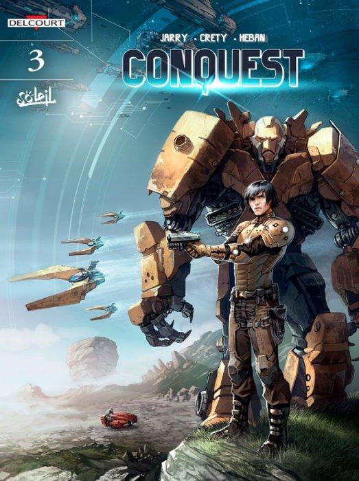 Conquest #3 - Decornum