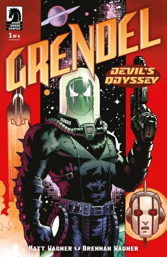 Grendel - Devil's Odyssey #1