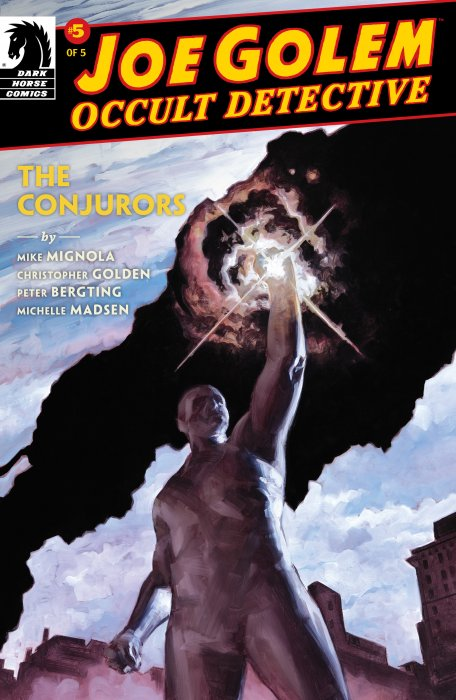 Joe Golem - The Conjurors #5