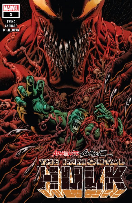 Absolute Carnage - The Immortal Hulk #1