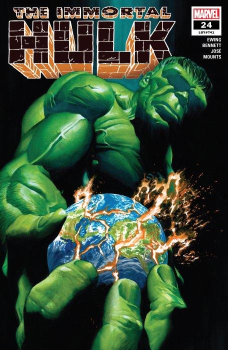 Immortal Hulk #24