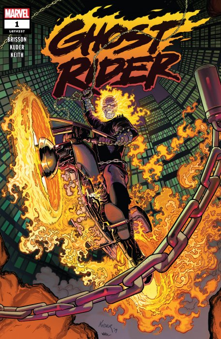 Ghost Rider - Director's Cut #1