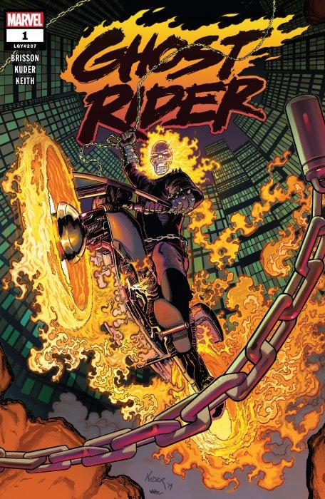 Ghost Rider - Director's Cut #1