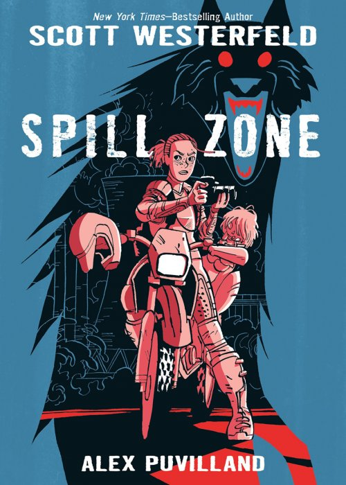Spill Zone #1 - GN
