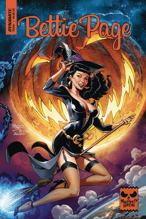 Bettie Page Halloween Special #1