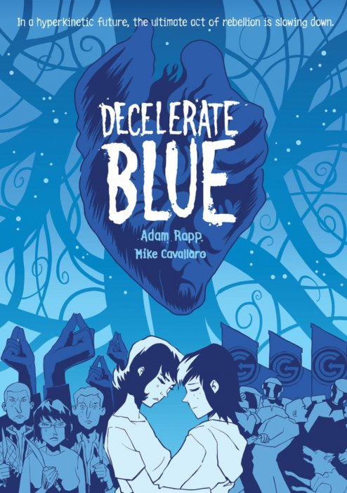 Decelerate Blue #1 - GN
