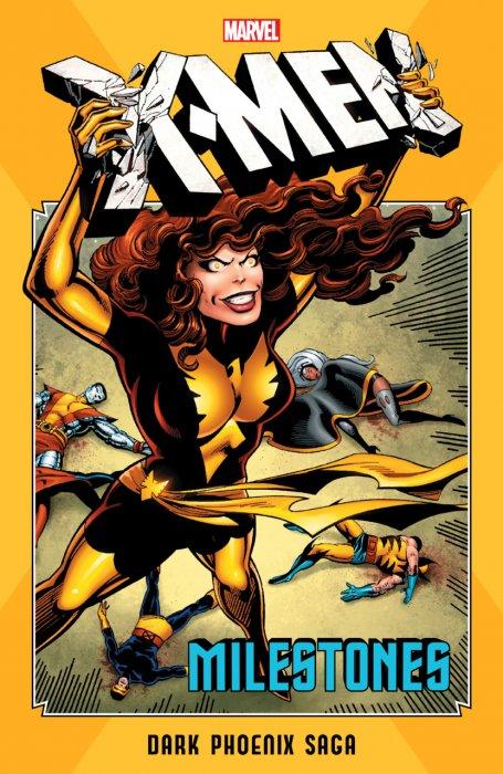 X-Men Milestones - Dark Phoenix Saga #1 - TPB