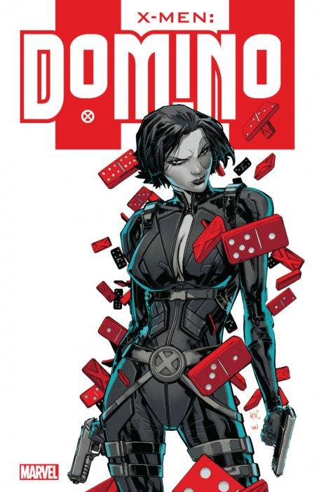 X-Men - Domino #1 - TPB