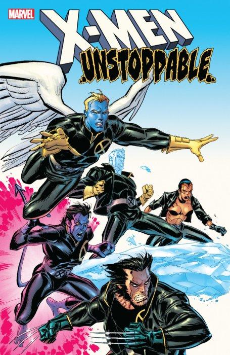 X-Men - Unstoppable #1 - TPB