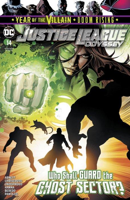 Justice League Odyssey #14