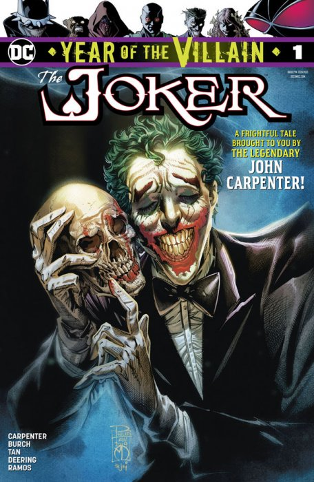 Joker - Year Of The Villain #1