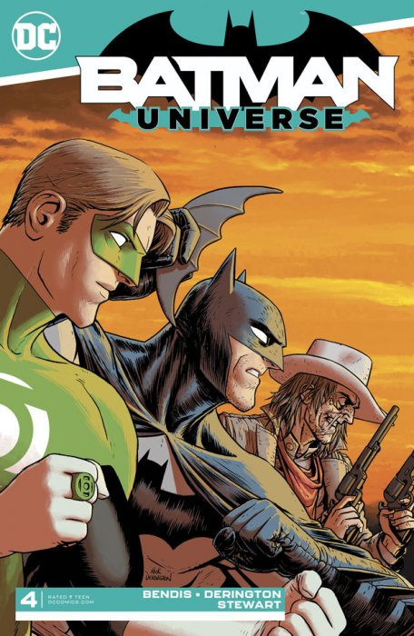Batman - Universe #4