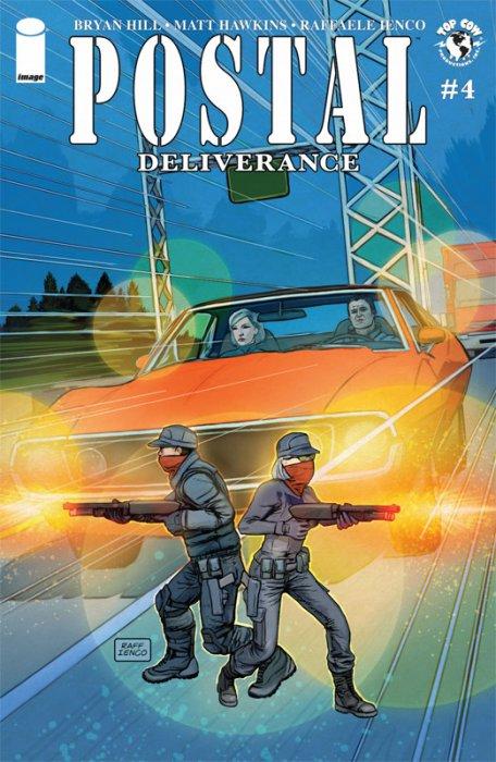 Postal - Deliverance #4