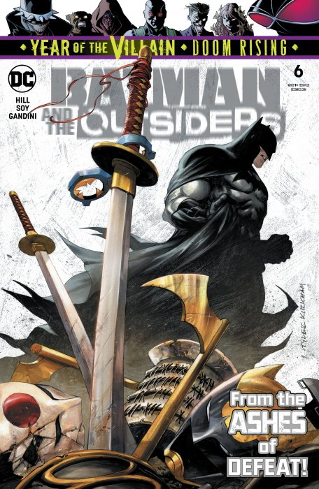 Batman & the Outsiders #6