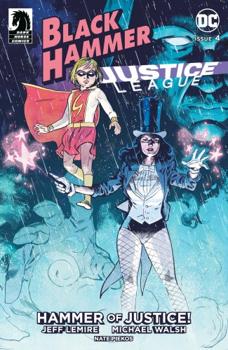 Black Hammer - Justice League - Hammer of Justice! #4