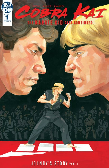 Cobra Kai - Karate Kid Saga Continues #1