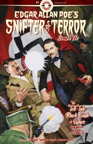 Edgar Allan Poe's Snifter of Terror Season 2 #1