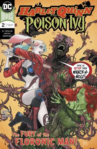 Harley Quinn & Poison Ivy #2