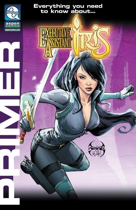 Executive Assistant - Iris Primer #1