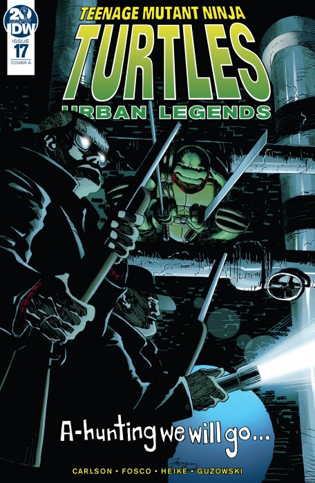 Teenage Mutant Ninja Turtles - Urban Legends #17