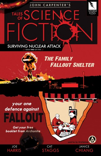 John Carpenter's Tales of Science Fiction - SURVIVING NUCLEAR ATTACK #2