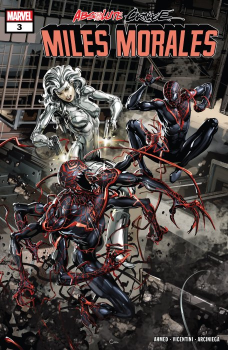 Absolute Carnage - Miles Morales #3