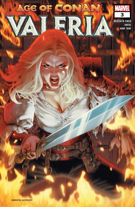 Age of Conan - Valeria #3