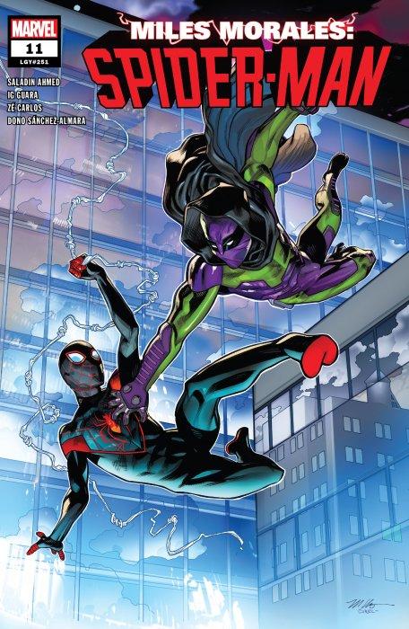 Miles Morales - Spider-Man #11