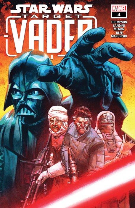 Star Wars - Target Vader #4