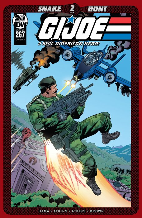 G.I. Joe - A Real American Hero #267