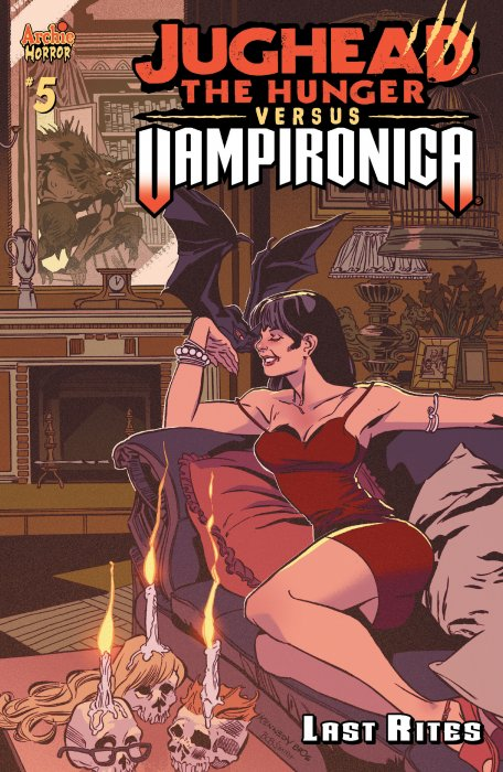 Jughead the Hunger vs. Vampironica #5