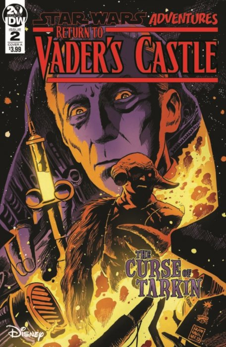 Star Wars Adventures - Return to Vader's Castle #2