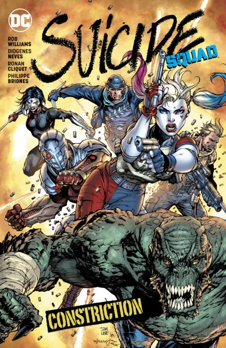 Suicide Squad Vol.8 - Constriction
