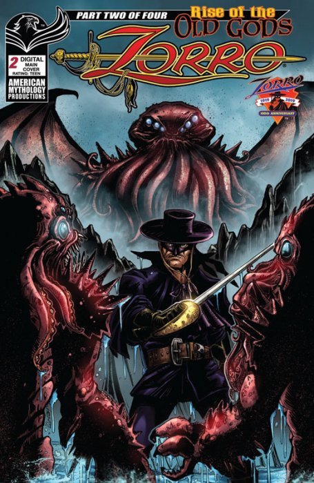 Zorro - Rise of the Old Gods #2