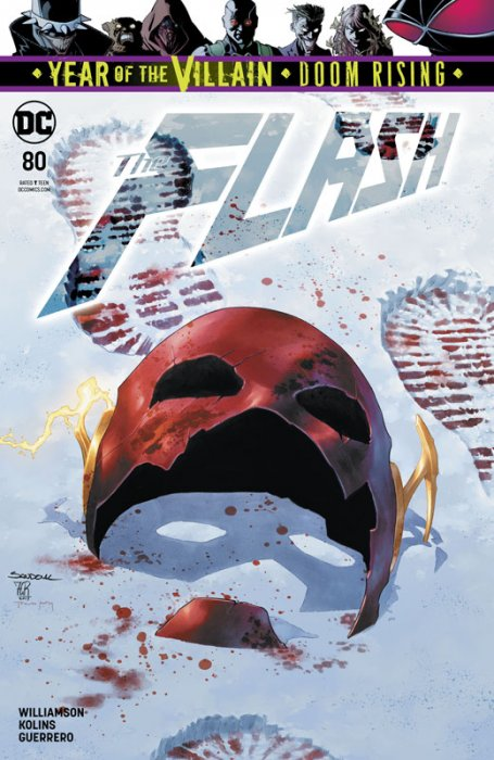 The Flash #80