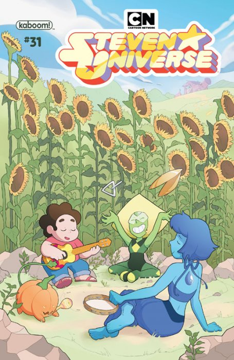 Steven Universe Ongoing #31
