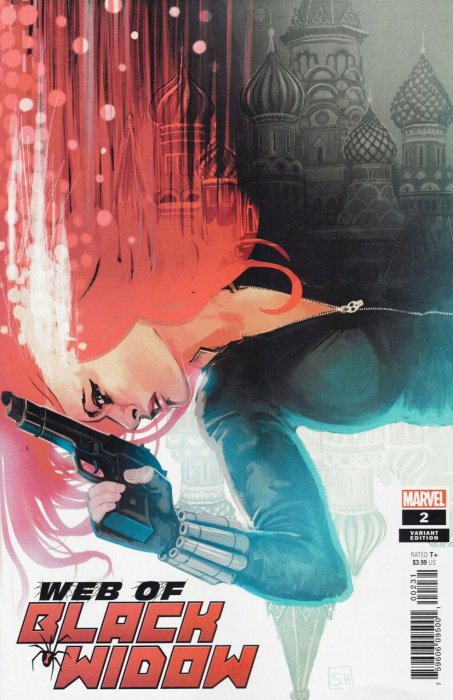 Web of Black Widow #2