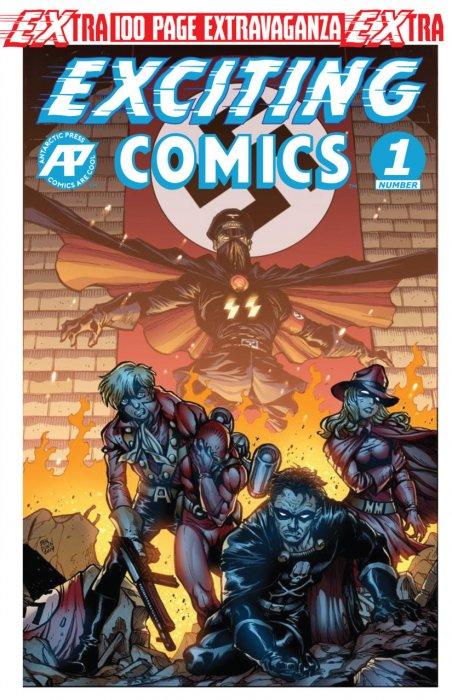 Exciting Comics Extravaganza #1