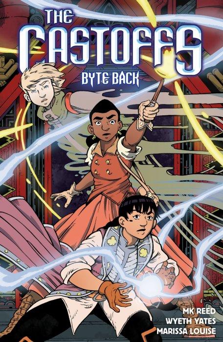 The Castoffs Vol.4 - Byte Back