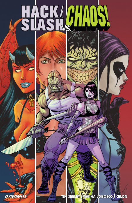 Hack-Slash vs Chaos #1 - TPB