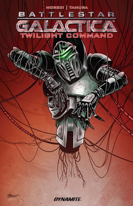 Battlestar Galactica - Twilight Command #1 - TPB