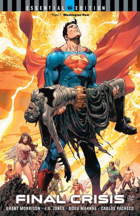 Final Crisis (DC Essential Edition) #1 - TPB