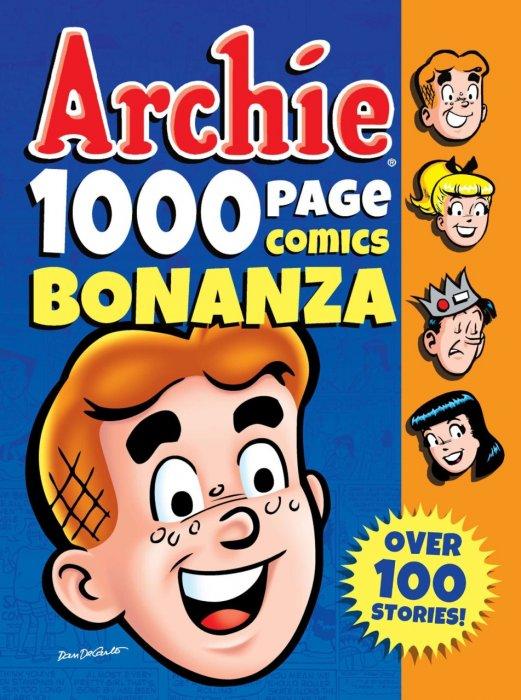 Archie 1000 Page Comics Bonanza #1 - TPB